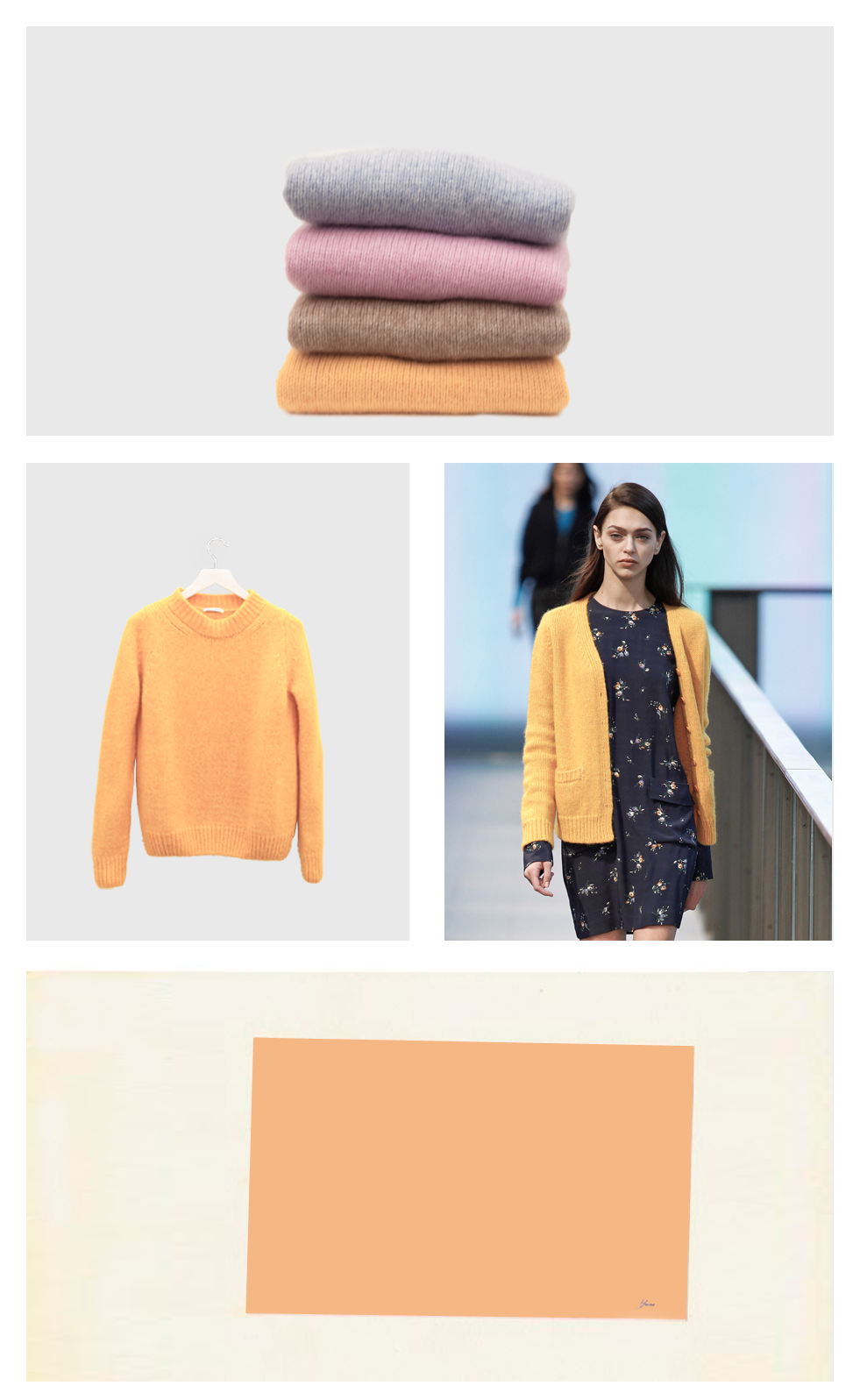 Yellow_Knit_Lebor Gabala_Sweater