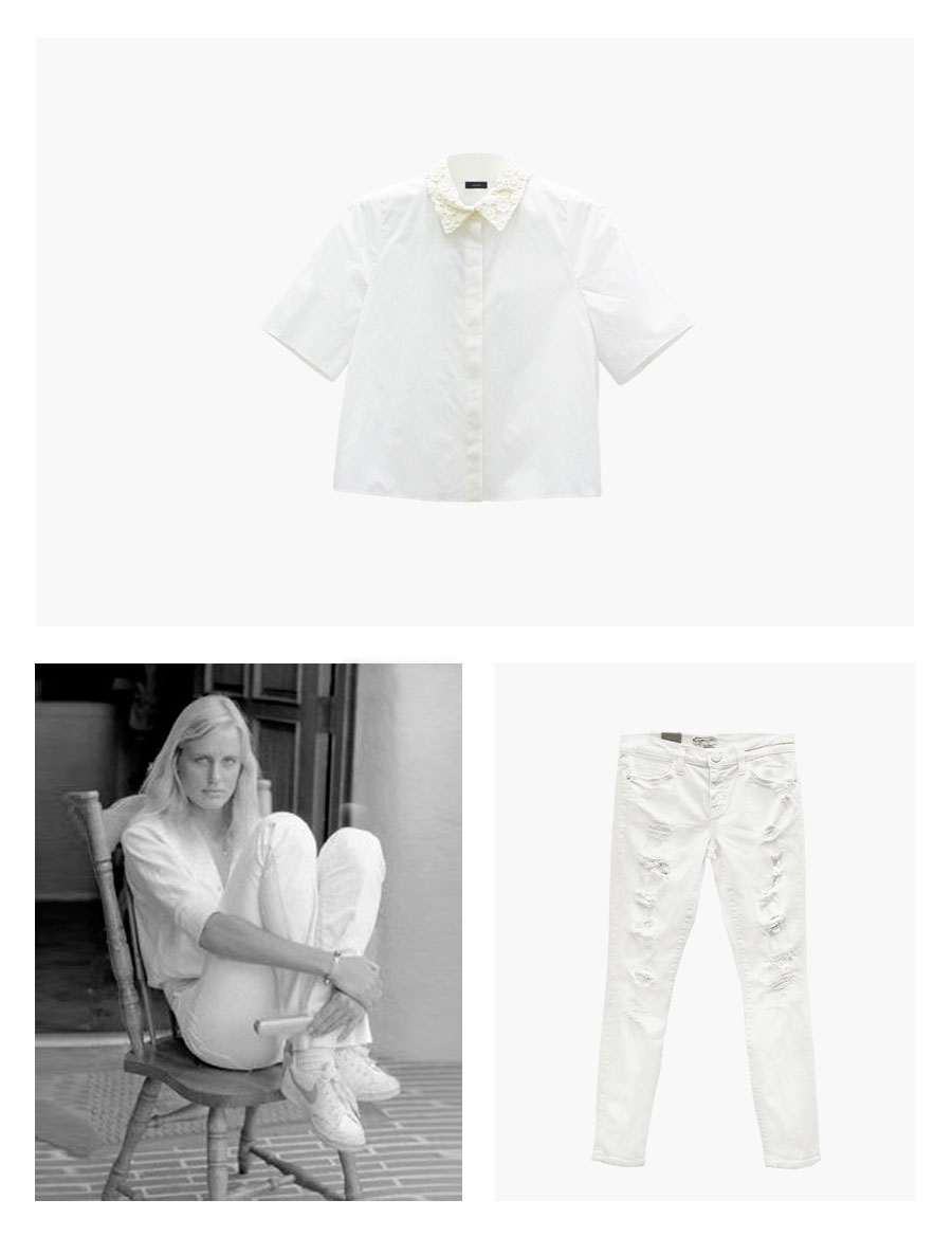 SS15 outfit white trend I