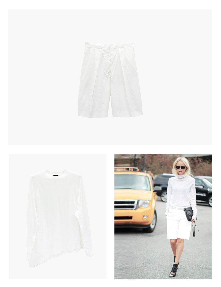 SS15 outfit white trend II