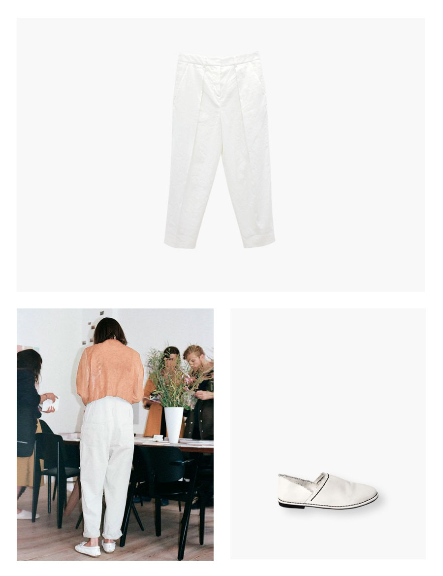 SS15 outfit white trend III