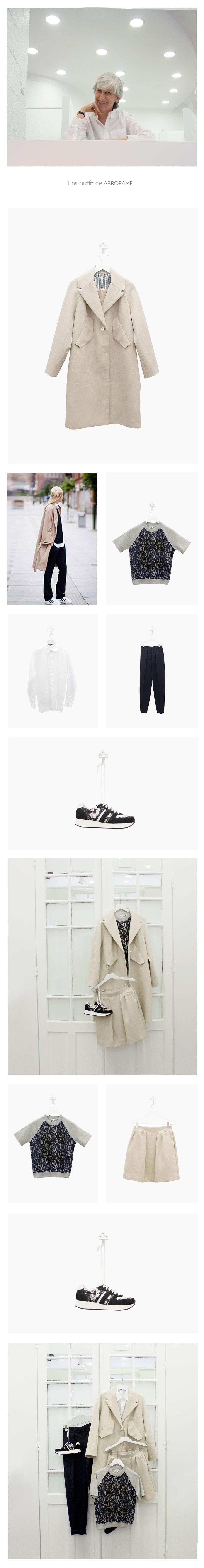 Los outfit de Arropame: el 'chic para tu abrigo