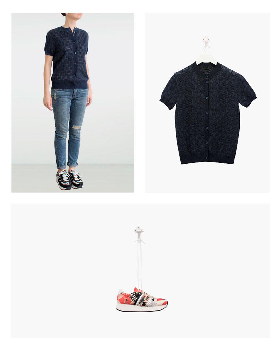 Los outfit de Arropame... El estilo chic & confort