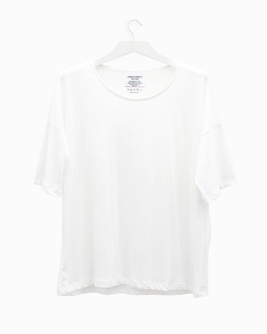Camiseta blanca Lebor Gabala