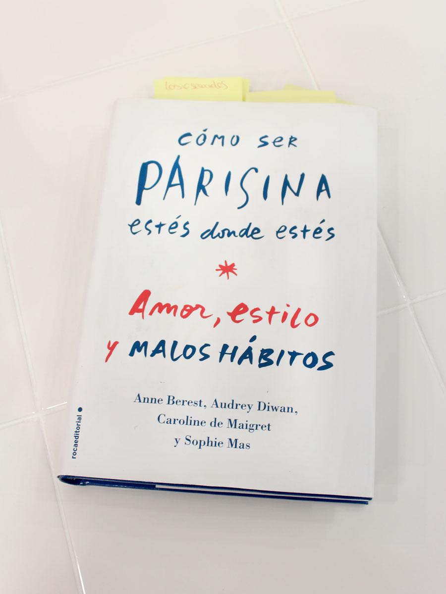 Libro Como ser Parisina