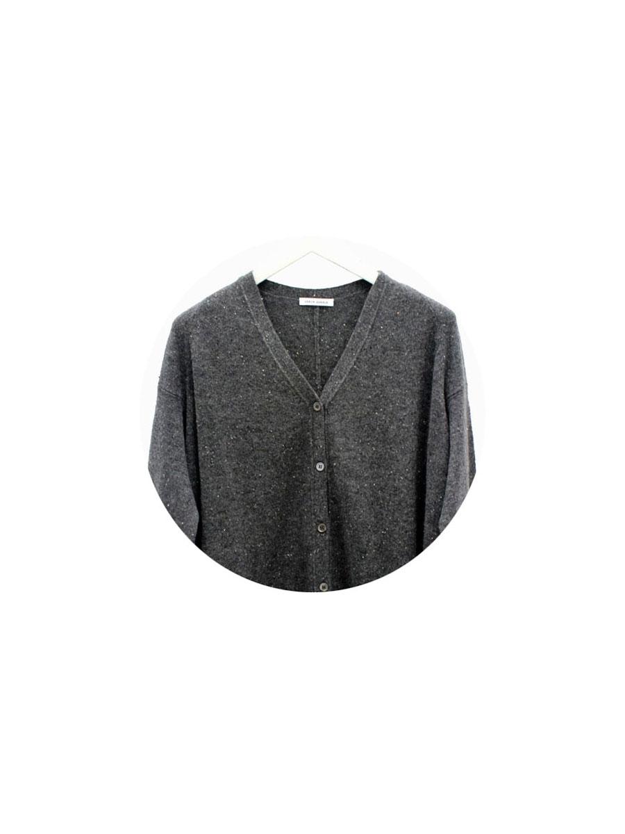 Detalle jersey cashmere oversize Lebor Gabala