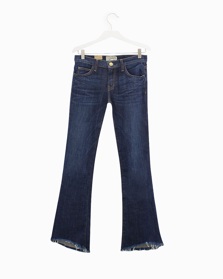 CurrentElliot Flip flop jeans