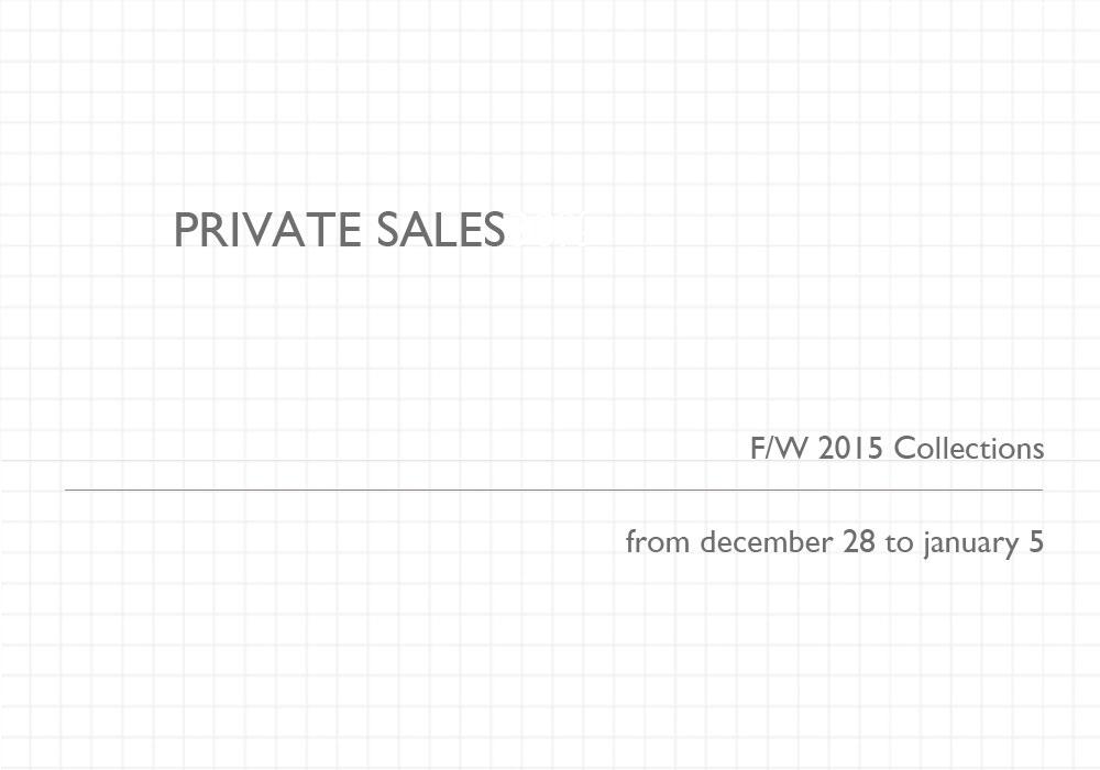 Private Sales Arropame concept store Bilbao