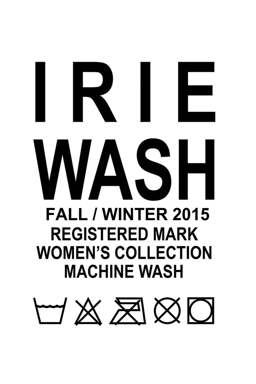Irie Wash FW2015 60% rebajas