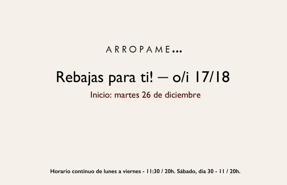 InvitacionRebajasParaTi